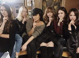 'Pretty Little Liars' Cast Gets Matching Ink