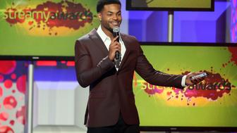 BEVERLY HILLS, CA - OCTOBER 04:  Host King Bach speaks onstage during the 6th annual Streamy Awards hosted by King Bach and live streamed on YouTube at The Beverly Hilton Hotel on October 4, 2016 in Beverly Hills, California.  (Photo by Frederick M. Brown/Getty Images for dick clark productions )