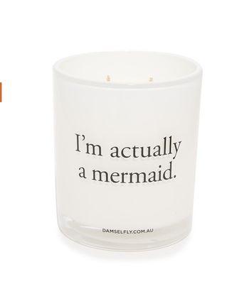 Sorry, No Self-Respecting Mermaid Would Ever Eat 'Mermaid Toast