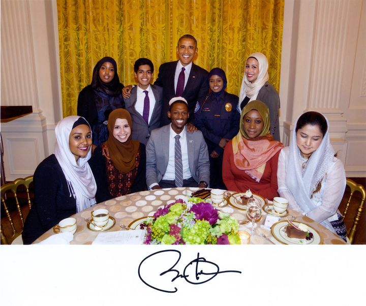 Official White House Photo by Lawrence Jackson.