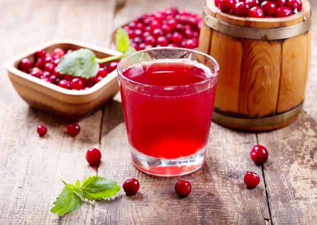 When It Comes To UTIs, It's Time To Move On From Cranberry