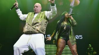 NEW YORK, NY - OCTOBER 27:  Rappers Fat Joe and Remy Ma perform onstage during Power 105.1's Powerhouse 2016 at Barclays Center on October 27, 2016 in New York City.  (Photo by Theo Wargo/Getty Images for iHeart- Power 105.1)