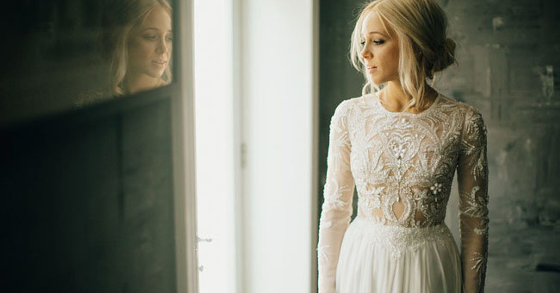 23 brides in sleeves who will make you forget all about strapless 23 brides in sleeves who will make you forget all about strapless huffpost ombrellifo Gallery