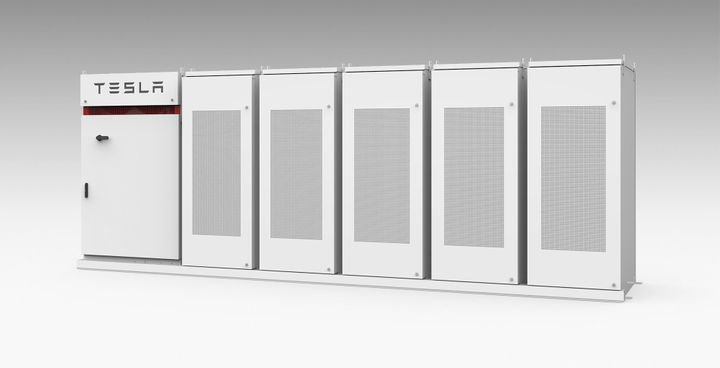 The Powerwall couldfunction like an oil furnace in a home.