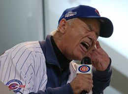 Bill Murray Belts Out 'Take Me Out To The Ballgame' As Daffy Duck During World Series