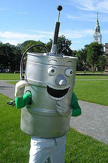 <p>Keggy the Keg on the Green</p>