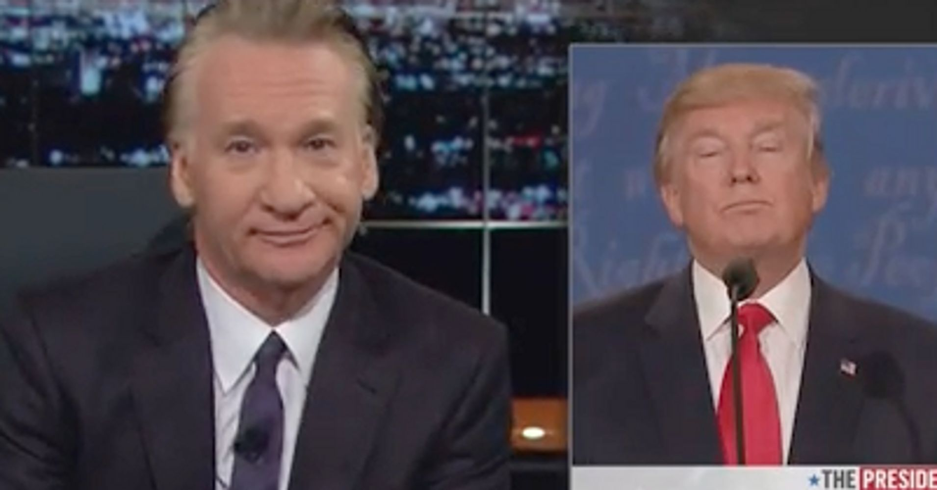 Image result for Bill Maher Rips Donald Trump For Turning Presidency Into A Reality TV Show By Lee Moran
