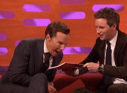 Eddie Redmayne's 'Graham Norton Show' Magic Tricks Are Our New Favourite Thing