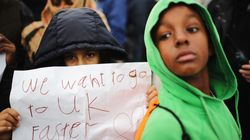 Calais 'Jungle' Refugees Left In Limbo As France Urges UK To