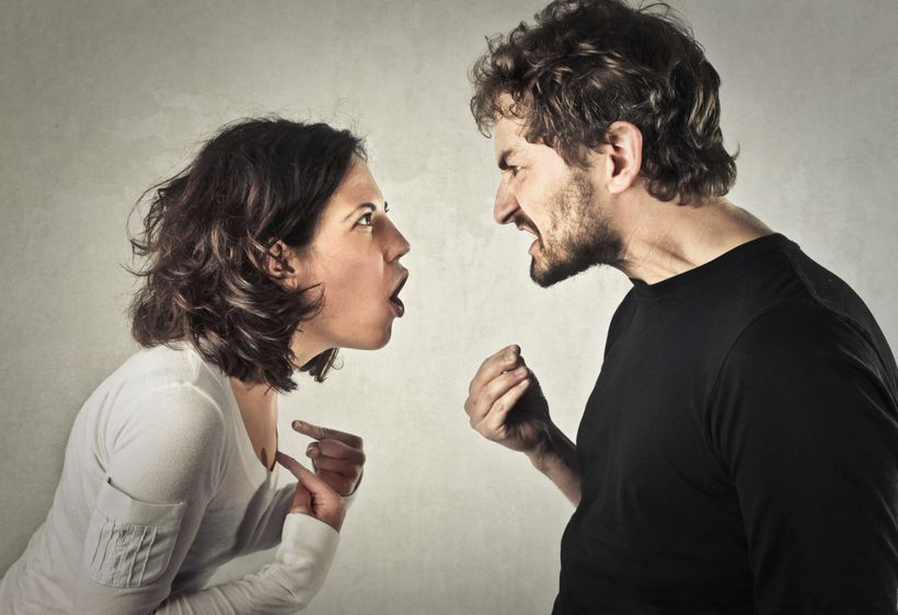Image result for Relationship fight