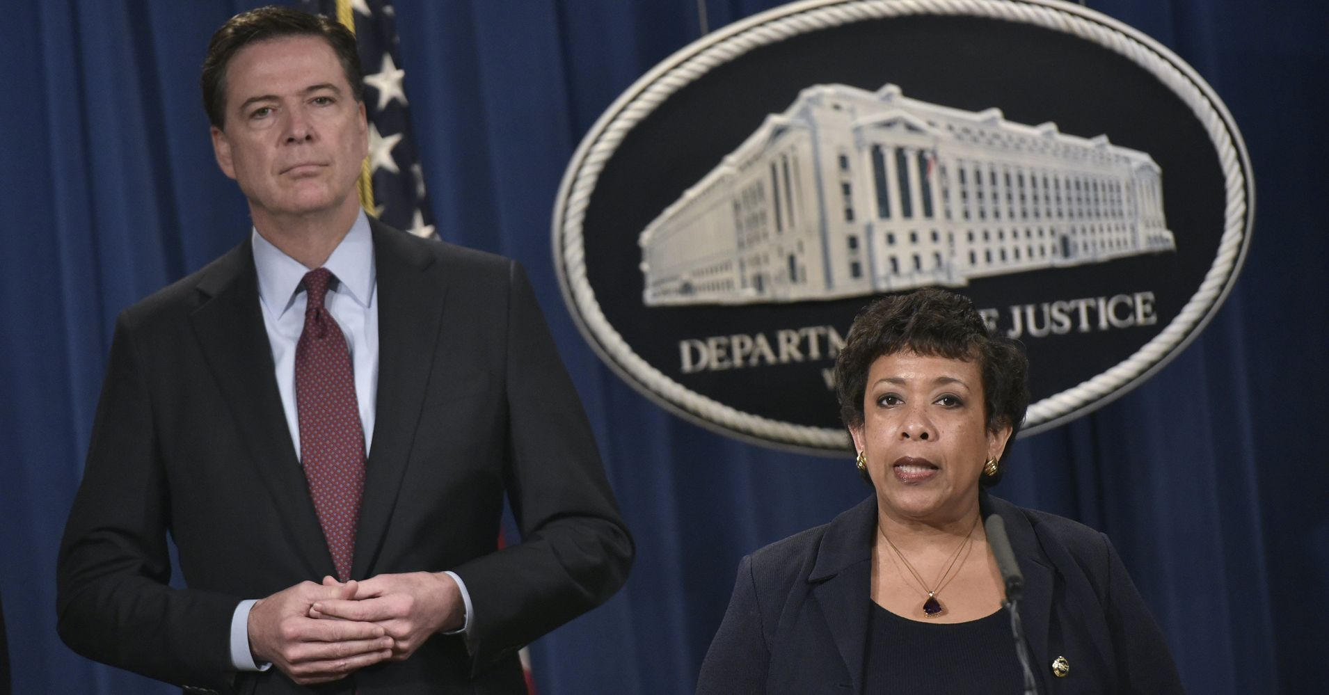 Fbi Director James Comey Defied Attorney General With Email Announcement Huffpost