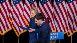 Clinton Campaign Turns Its Fire On FBI Director James