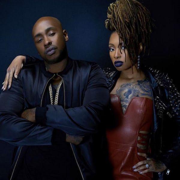Ceasar Emanuel & Dutchess Lattimore (Stars of Black Ink Crew on VH1)