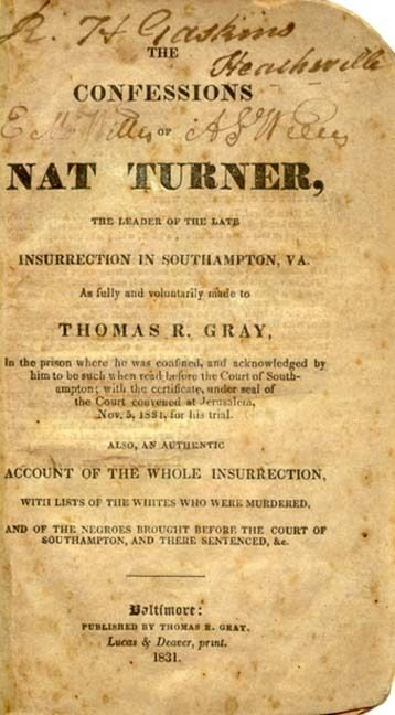 nancy turner nat turner
