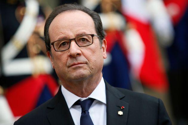 France's President Francois
