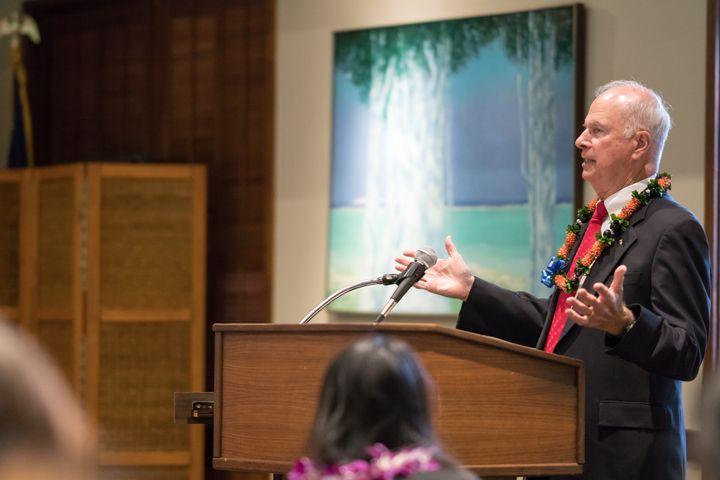 Hogan Kickoff Speaker, General David Bramlett recalls lessons from a distinguished career.