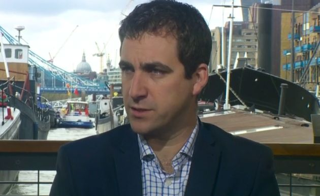 Brendan Cox spoke to Andrew Marr about his wife's