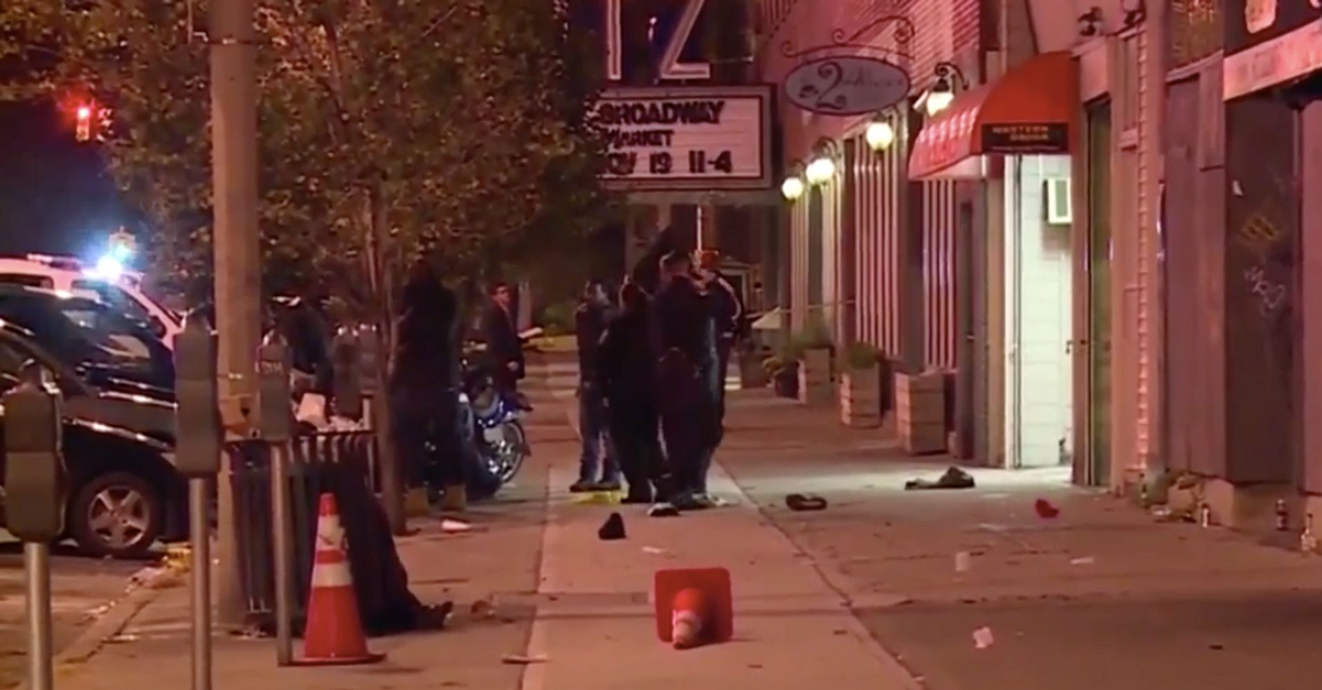Mass Shooting At New York Halloween Party Leaves 2 Dead, 5 Injured ...