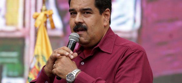 Venezuela's President Maduro To Meet Opposition As Crisis Grows