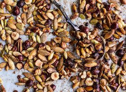 Delicious Recipes For The Leftover Seeds From Your Carved Pumpkin
