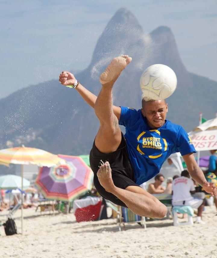 <p>Jéssica Medeiros in Rio de Janeiro </p>