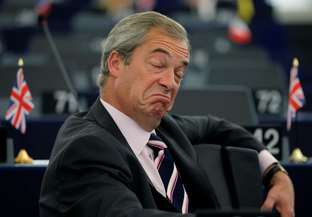 Ukip leadership frontrunners are backing Nigel Farage for a