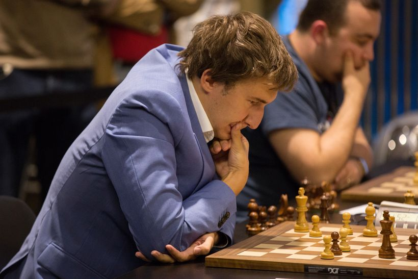 Sergey Karjakin became the challenger to take on Magnus Carlsen after winning the 2016 Candidates Tournament in Moscow.