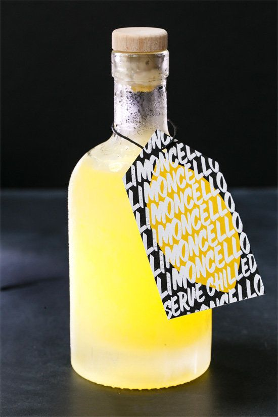 """<strong>Get the <a href=""""http://www.loveandoliveoil.com/2015/08/homemade-limoncello.html"""" target=""""_blank"""">Limoncello recipe</"""