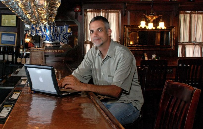 Mark McGuire Working