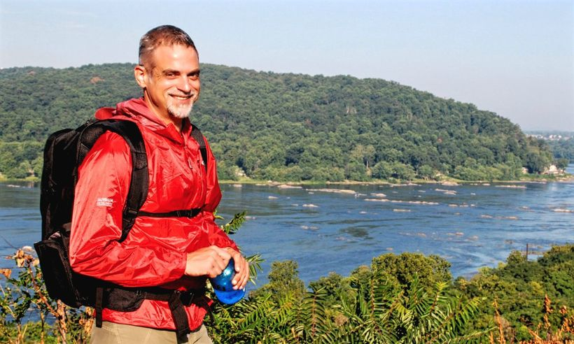 Mark McGuire Exploring the World.