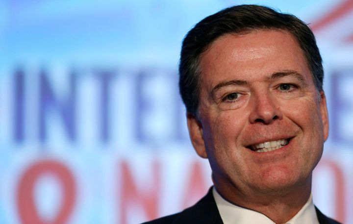 FBI Director James Comey is at the center of a national political storm.