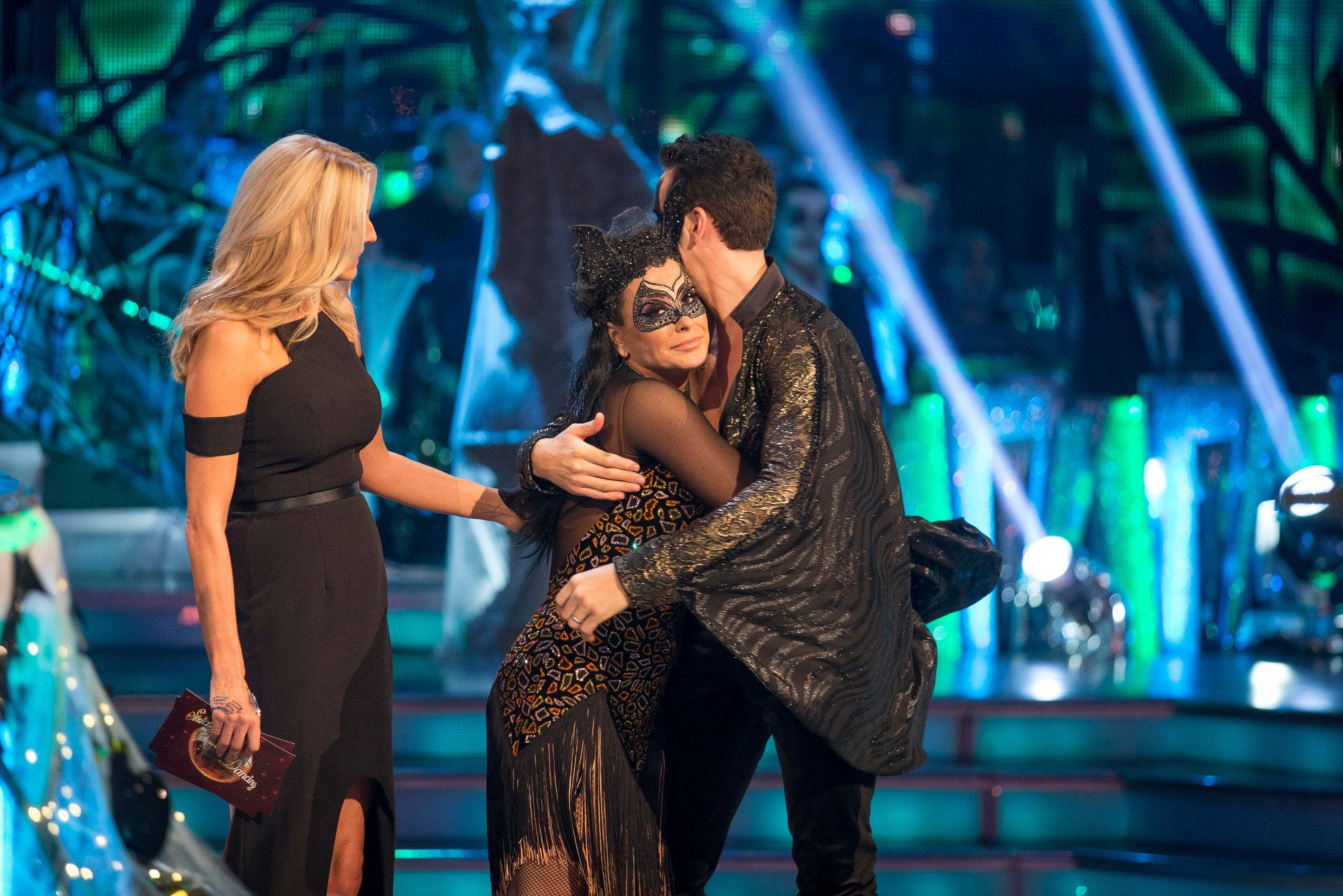 Anastacia Gives Touching Speech As She Bows Out Of 'Strictly Come