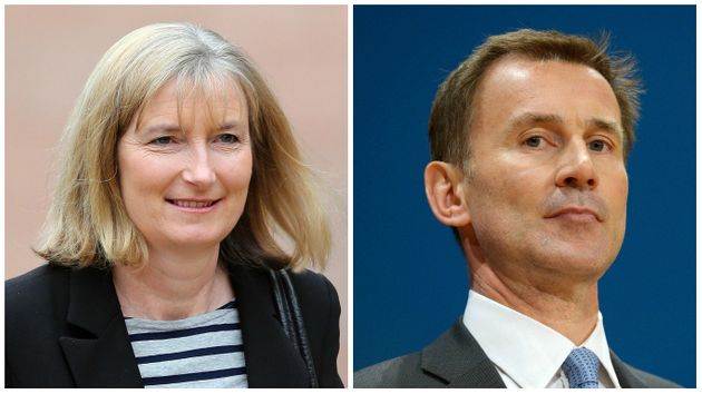 Sarah Wollaston has accused Jeremy Hunt of misleading the
