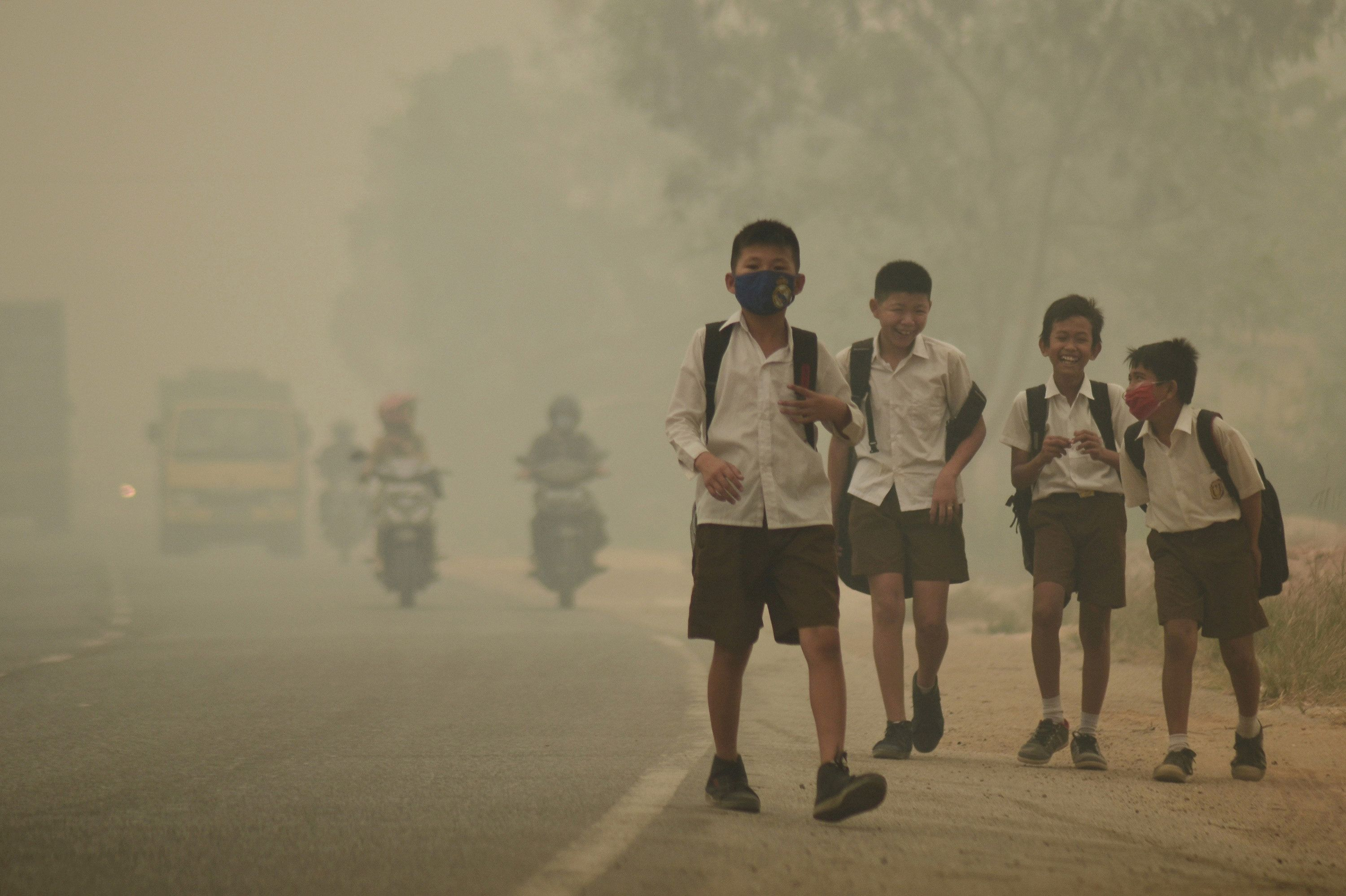2 Billion Children Are Exposed To Poisonous Air Every