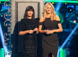 Claudia's Unexpectedly Saucy Jokes Leave The 'Strictly' Studio Audience Stunned