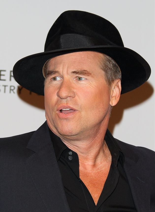 Val Kilmer has previously denied he is being treated for