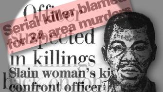 Between 1991 and 1995 a suspected serial killer claimed the lives of multiplepeople in the New Orleans area