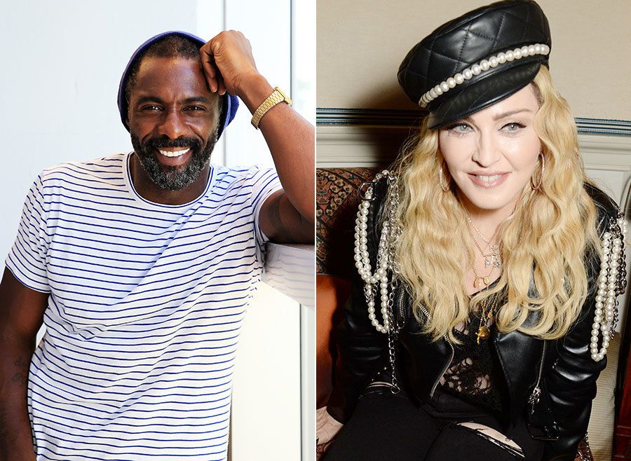 Idris Elba and