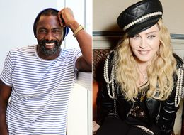 Idris Elba Addresses Madonna Romance Rumours