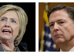 So Far, New FBI Email Investigation Isn't Affecting The State Of The Race