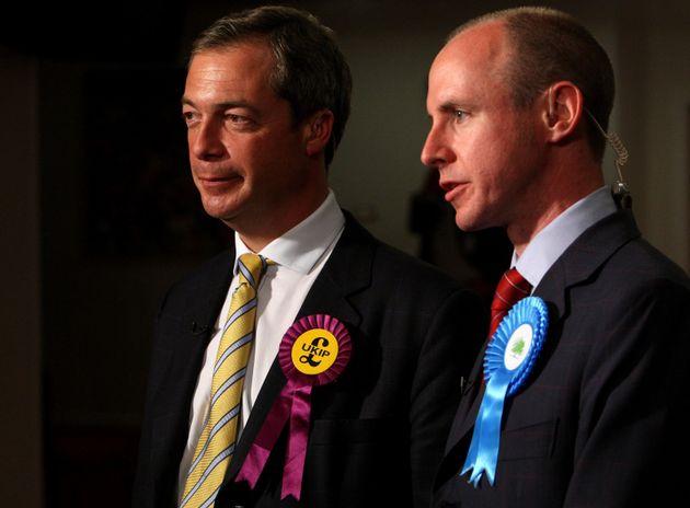 Nigel Farage and Daniel
