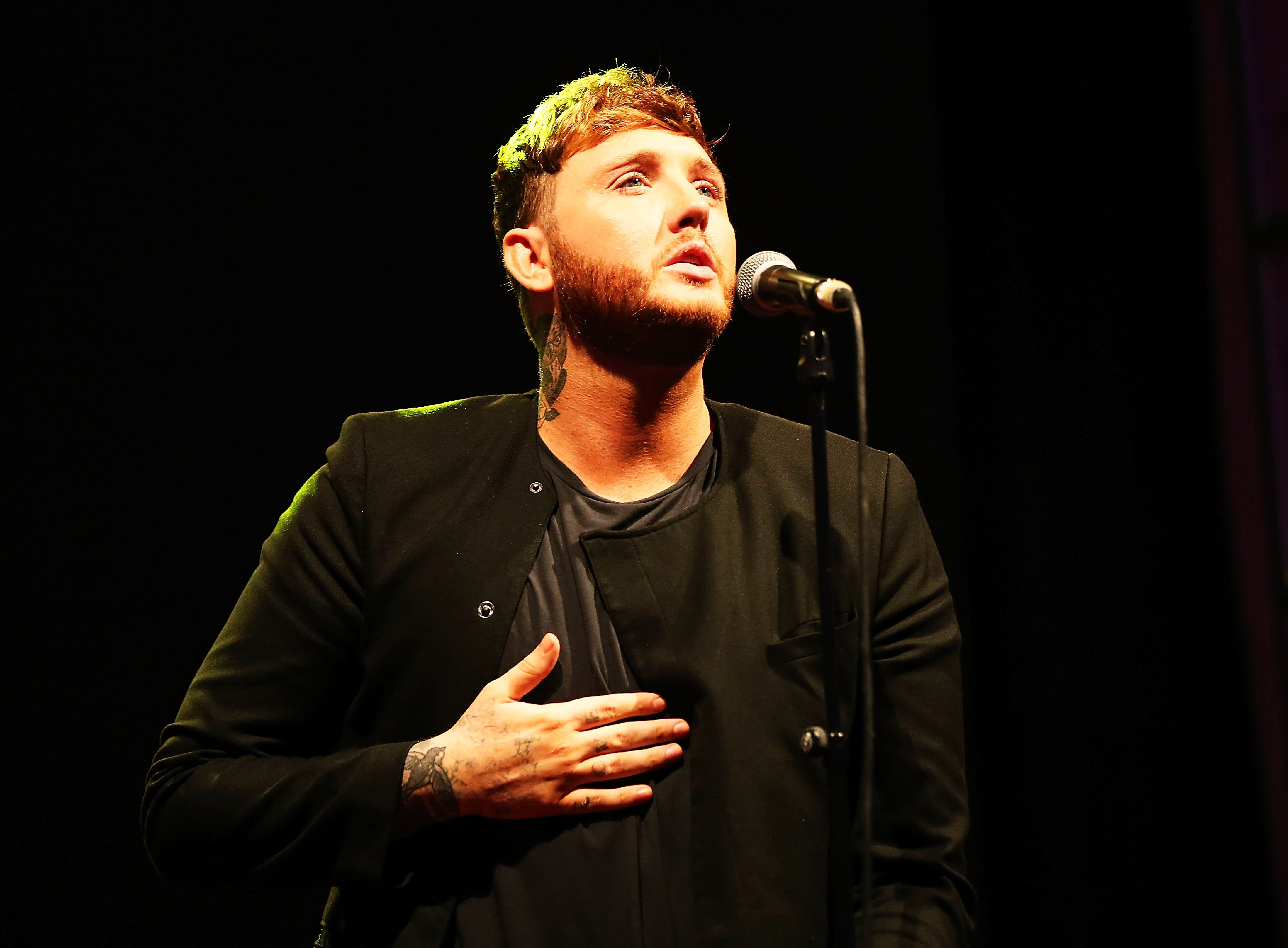 James Arthur Turned Down A *Heoowge* Offer From 'Celebrity Big