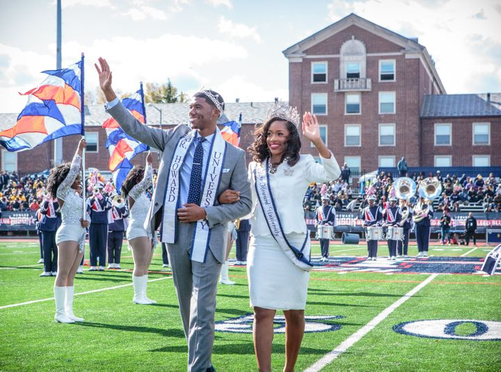 Just look at this HBCU-bred excellence.