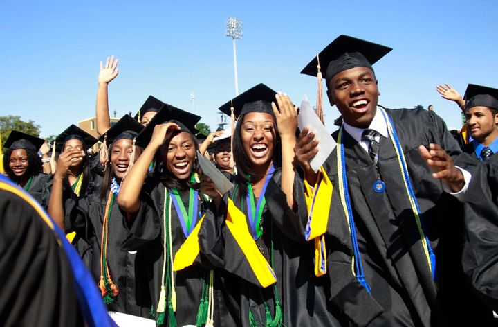 There's still a need for black colleges today.
