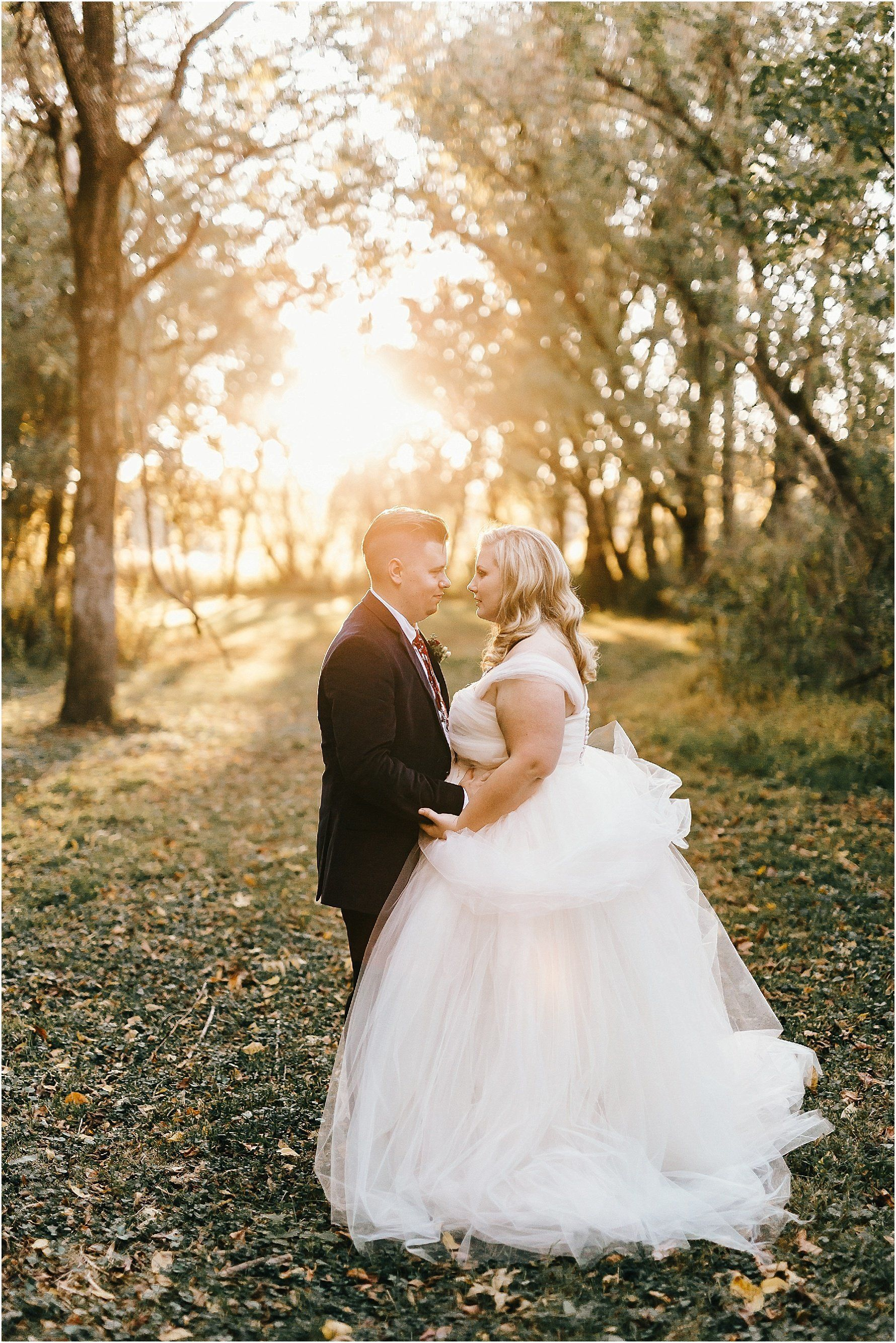 """Quinn and Jesse were married at a cozy farmhouse overlooking the Holston River in Knoxville, Tennessee! We had the best ligh"