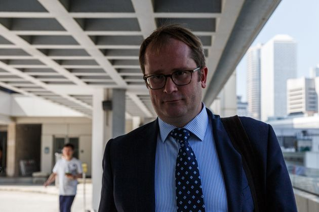 Forensic psychiatrist Richard Latham was called as a defence