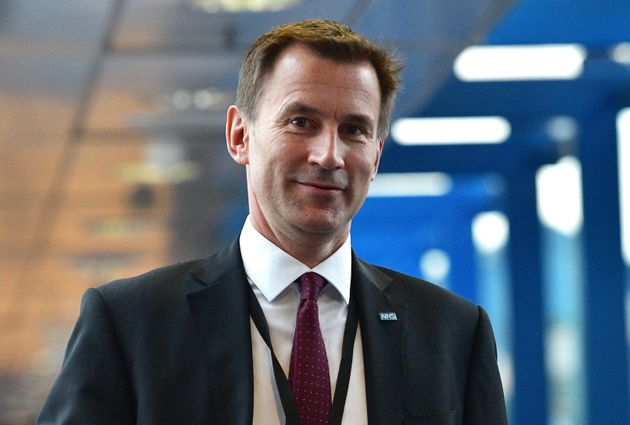 Jeremy Hunt Admits £10bn NHS Pledge Was Based On Cuts To Some Health