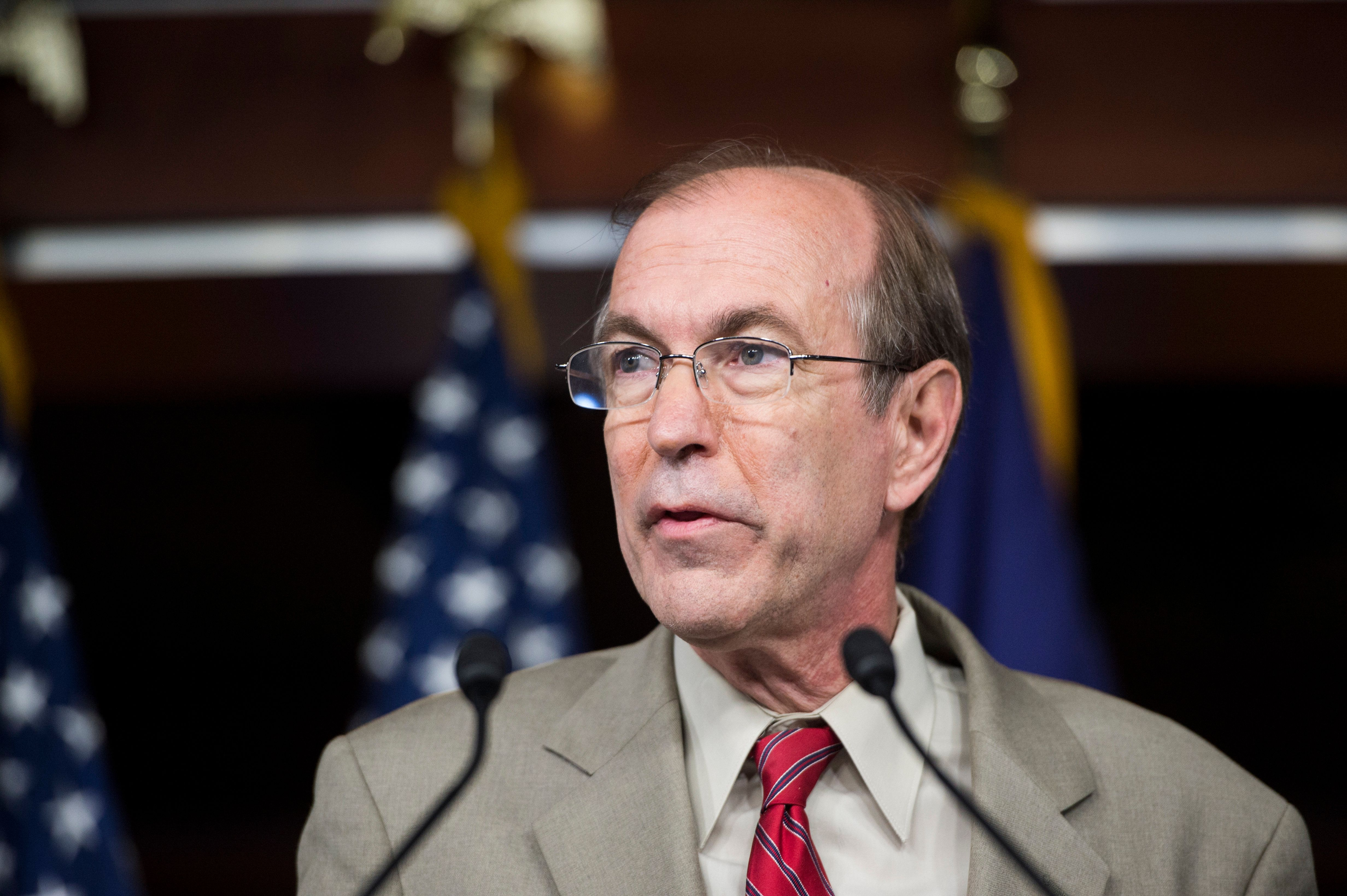 Rep. Scott Garrett (R-N.J.) lost a significant amount of money from Wall Street donors after he made his remarks.