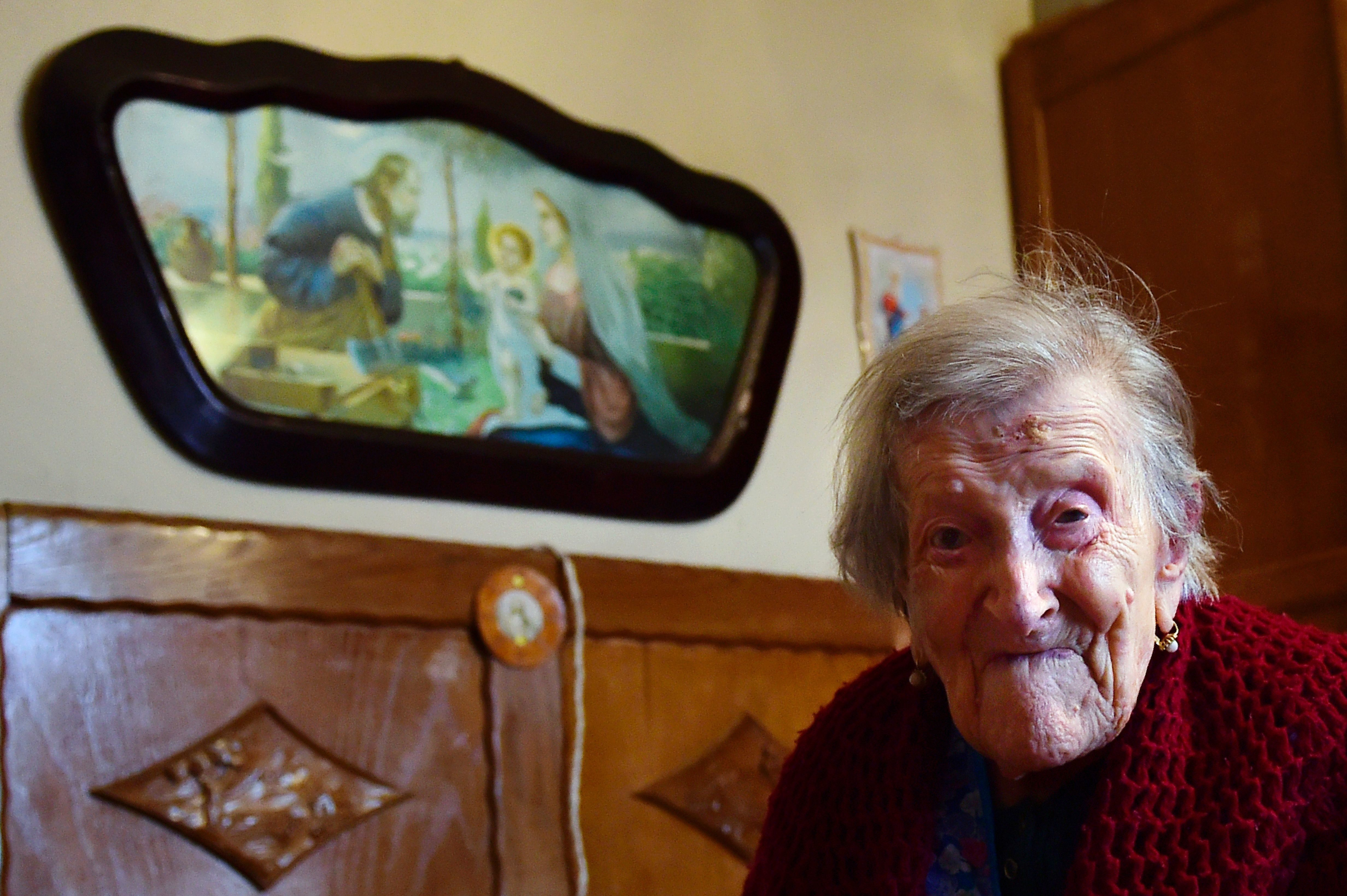 World's Oldest Woman, 116, Reveals The One Food She Eats Every
