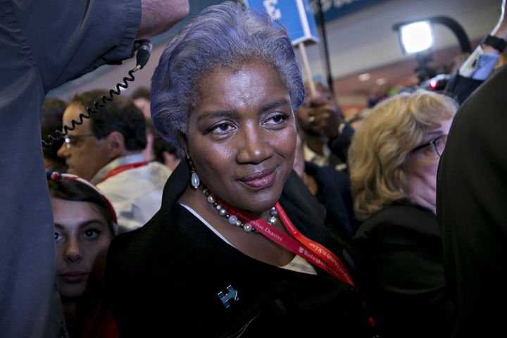 Donna Brazile has resigned from CNN.